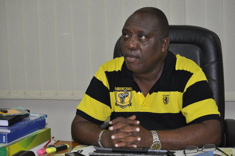 AshantiGold CEO Kudjoe Fianoo claims match-fixing approach