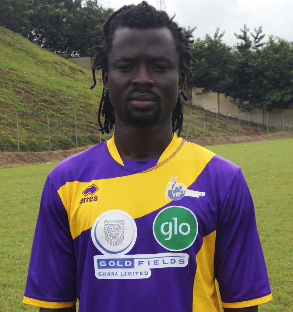 Medeama icon Malik Akowuah claims advanced talks with TP Mazembe