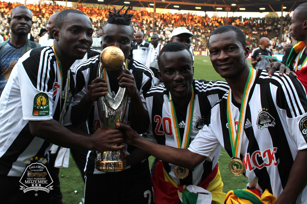 Ghanaian quintet at TP Mazembe suffer CAF Champions League ...