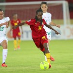 Black Queens will do well at African Women's Championship- Captain Mercy Myles