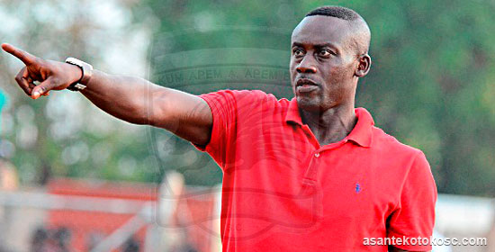Caretaker coach Michael Osei fumes Kotoko are a boring side