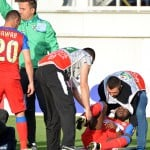 Steaua Bucuresti star Muniru Sulley undergoes successful surgery on cheekbone injury