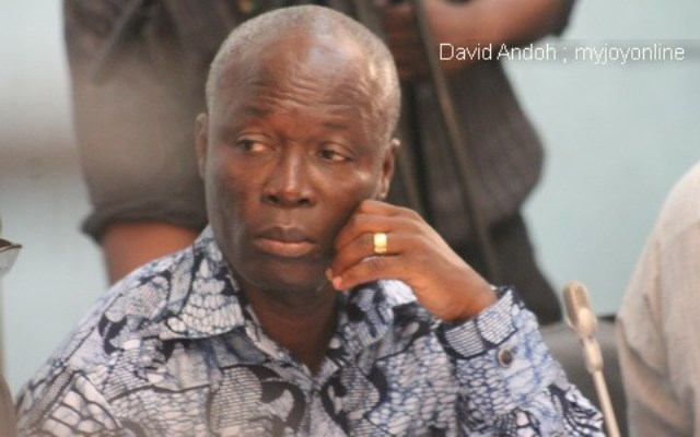 Sports Minister Vanderpuye fumes at Ghana FA refusal to inform him about Local Black Stars friendly