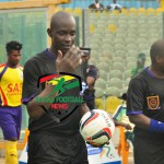 Referee JA Amenya appointed to handle Aduana Stars-Berekum Chelsea showdown in Dormaa