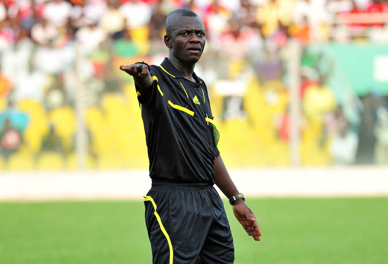 Referee Awal Mohammed gets Hearts of Oak-Asante Kotoko derby