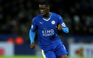 Jeffrey Schlupp is an ex-Manchester United triallist giving Leicester's Premier League title bid extra gas with his youthful power