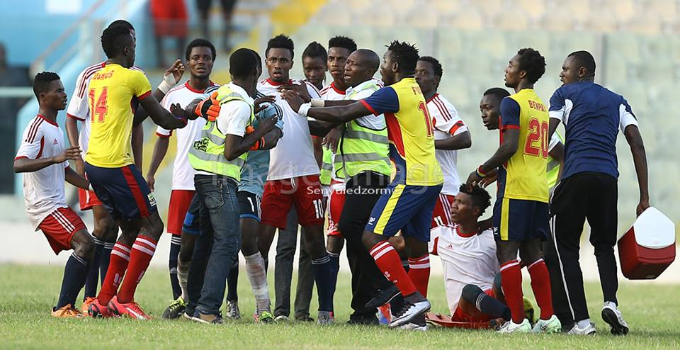 Samuel Tetteh gutted to be missing home game against Dwarfs