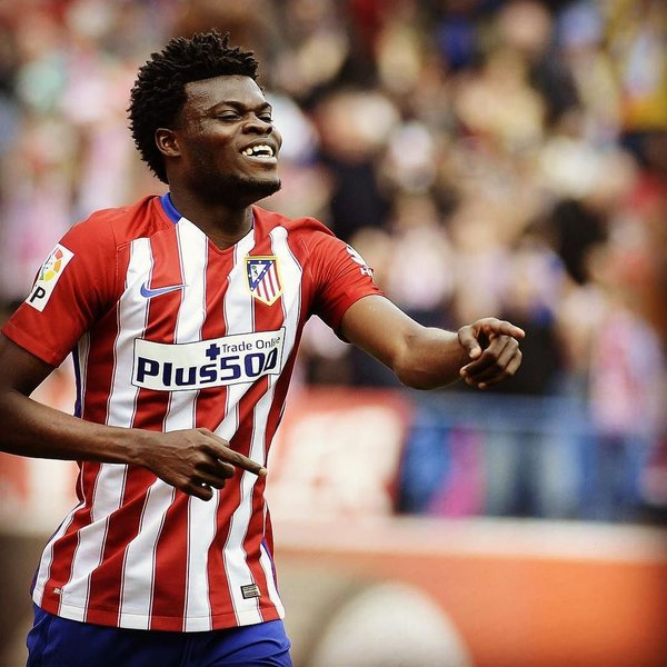 AFCON 2017: Athleti star Thomas Partey joins Black Stars in camp