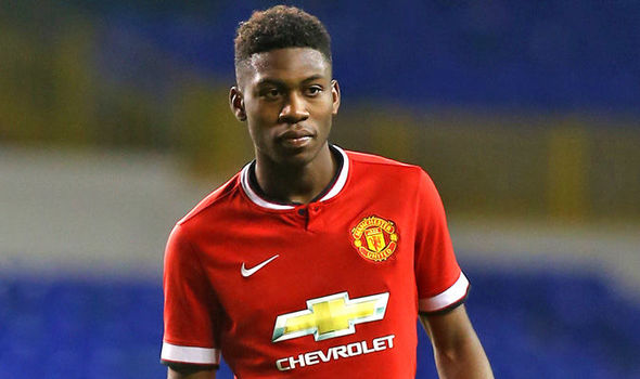 Timothy Fosu-Mensah rubbishes Manchester United exit reports