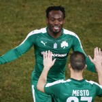 Michael Essien speaks about his time in Greece and false media reports
