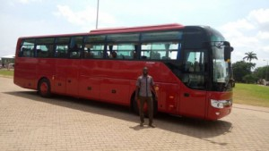 Kotoko acquire a new bus ahead of Hearts cracker