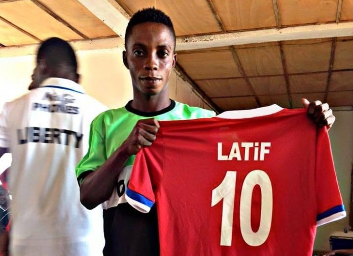 Latif Blessing wins Ghana Premier League goal king with final day hat-trick