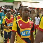 Hearts of Oak defender Isaac Oduro hoping for a swift return from broken fibula