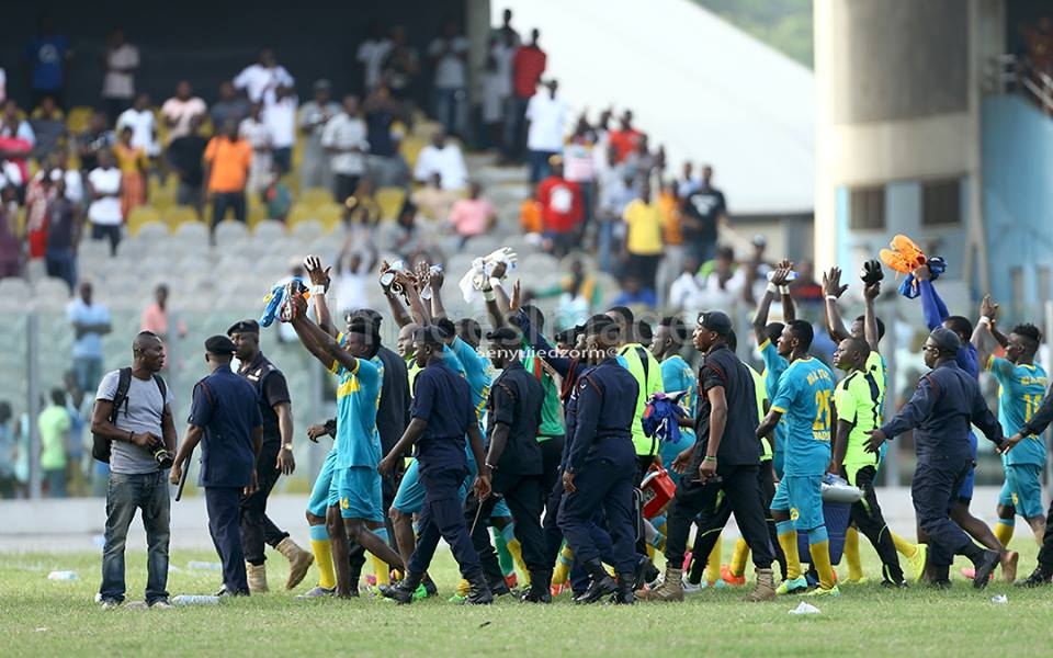 Dreams FC CEO calls for special police force for football venues