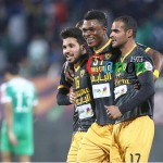 VIDEO: Watch how Ghana defender Rashid Sumaila stops strikers in the Kuwaiti Premier League