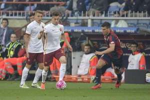 Genoa 2-3 Roma: Resilient Grifone undone by Totti-inspired comeback
