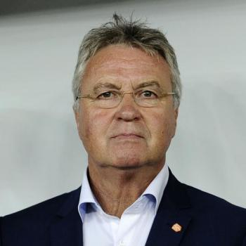 LEICESTER tried to appoint Hiddink