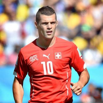 ARSENAL,  close to Xhaka
