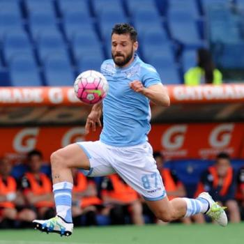 ATLETICO MADRID, Lazio reject first offer for Candreva