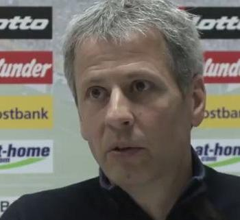 NICE - official Lucien Favre takes management