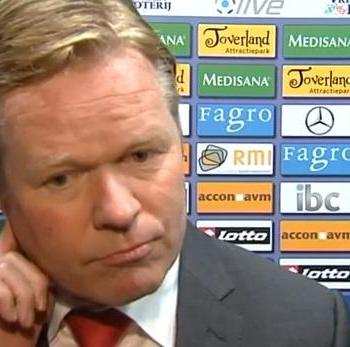SOUTHAMPTON want to keep Koeman