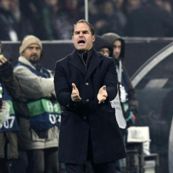 EVERTON - Ronald de Boer: