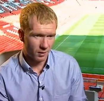 MANCHESTER UNITED - Scholes: