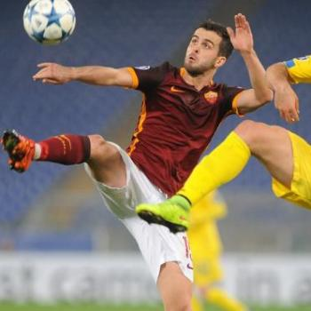 JUVENTUS, Planning double swoop on Pjanic and Lukaku