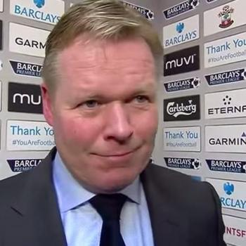 SOUTHAMPTON - Koeman set to snub Everton for new deal with Saints