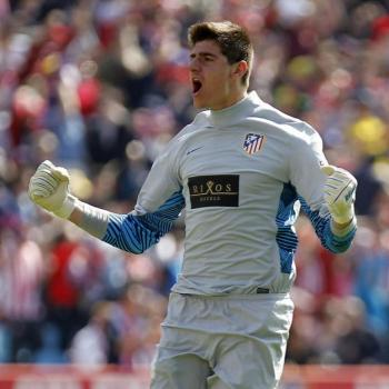 CHELSEA - Real Madrid are trying to persuade Courtois