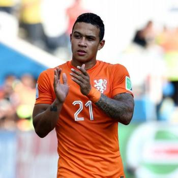 MANCHESTER UNITED - Depay: