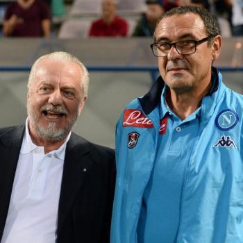 NAPOLI, Sarri Pens new deal