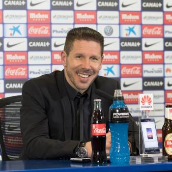 CL Final press conference Simeone full statement - 'Only winning would satisfy me'.