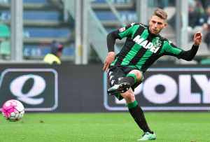 Juventus and Barcelona target Sassuolo striker
