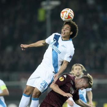 STOKE CITY set to move for Axel Witsel