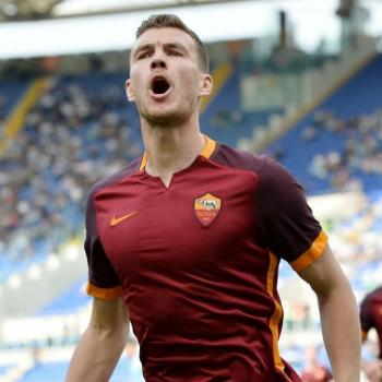 GALATASARAY set to move for Dzeko