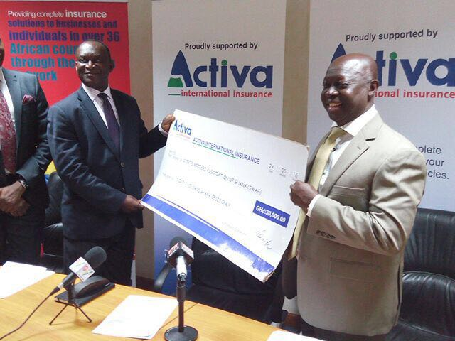 ACTIVA International Insurance Supports 41st MTN-SWAG Awards