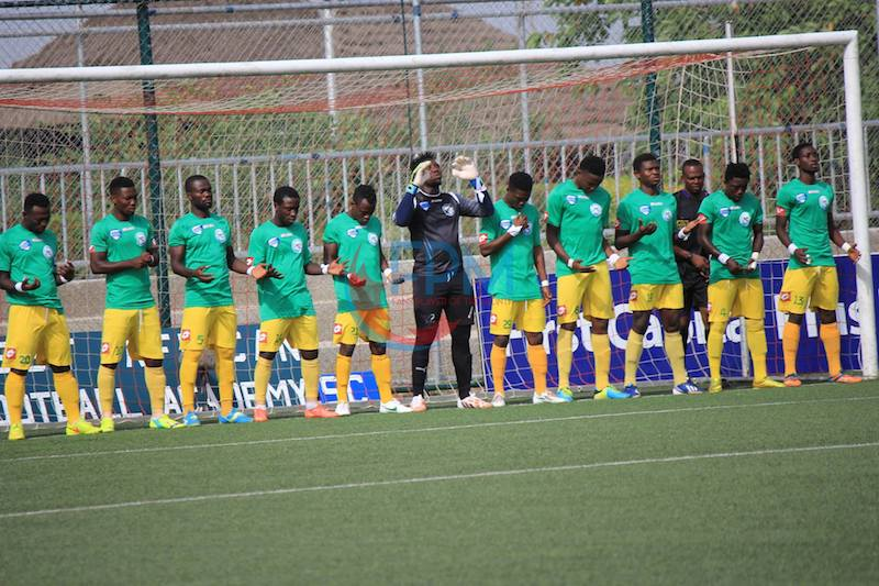 FAB G6 TOURNAMENT: Aduana Stars will not fall to Hearts of Oak
