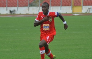 Ex-Kotoko skipper Michael Akuffo set for sensational return to club