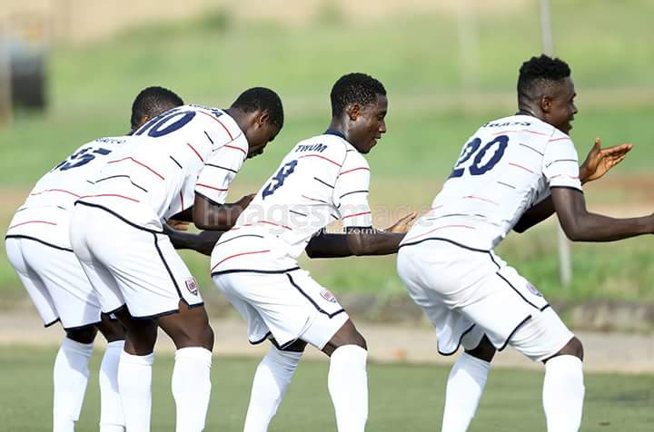 Match Report: Hasaacas 1-1 Inter Allies - Gockel Ahortor's dazzling free-kick hogs headlines