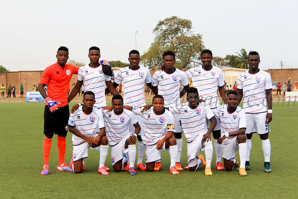 Ghana Premier League Match Report: Inter Allies 1-1 Techiman City FC - Evans Mensah's magic deny City in Tema