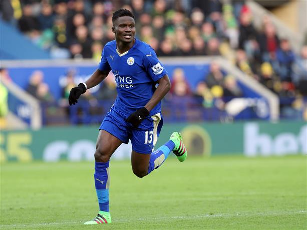 Daniel Amartey's five league appearances qualify him to earn EPL medal with Leicester