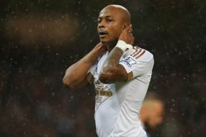Ghana star Andre Ayew put top clubs on RED alert after revealing Champions League ambition