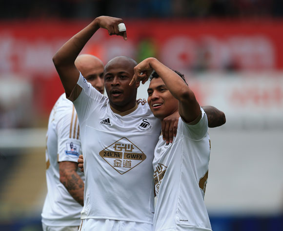 Andre Ayew teaches Klopp a lesson again