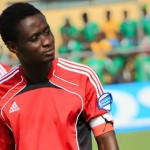 Former WAFA captain Martin Antwi training with giants Asante Kotoko