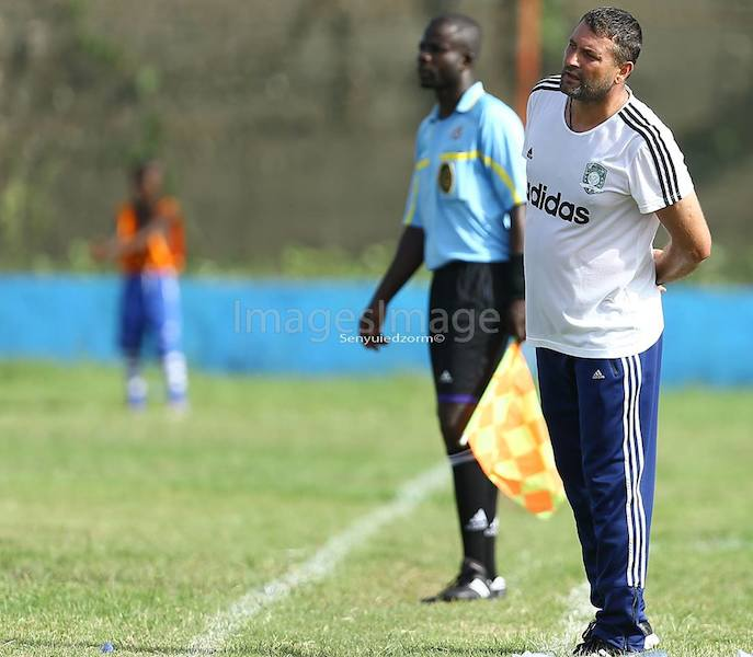 Romanain trainer Ciaoba Aristica keen on landing Hearts of Oak coaching job