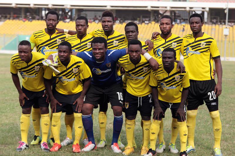Ghana Premier League Preview: AshantiGold vrs Techiman City- Miners can't afford anymore slip ups