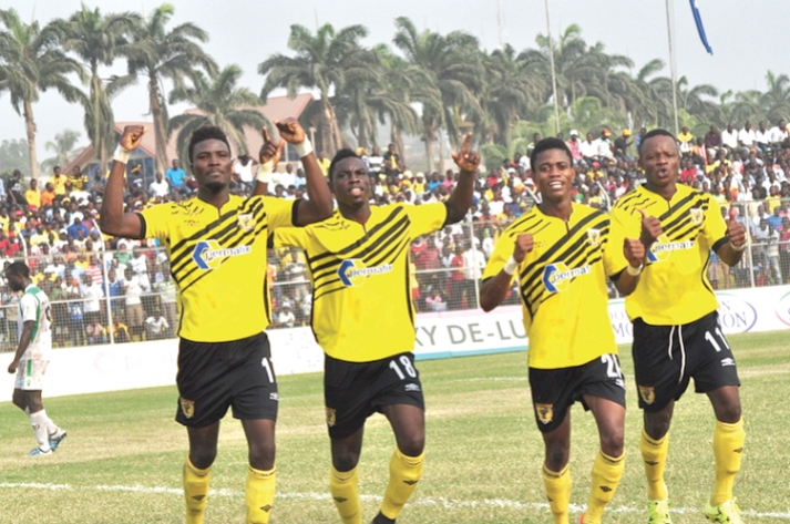 AshGold to miss trio Kadri, Eric Opoku and Osei Baffour for Bechem clash