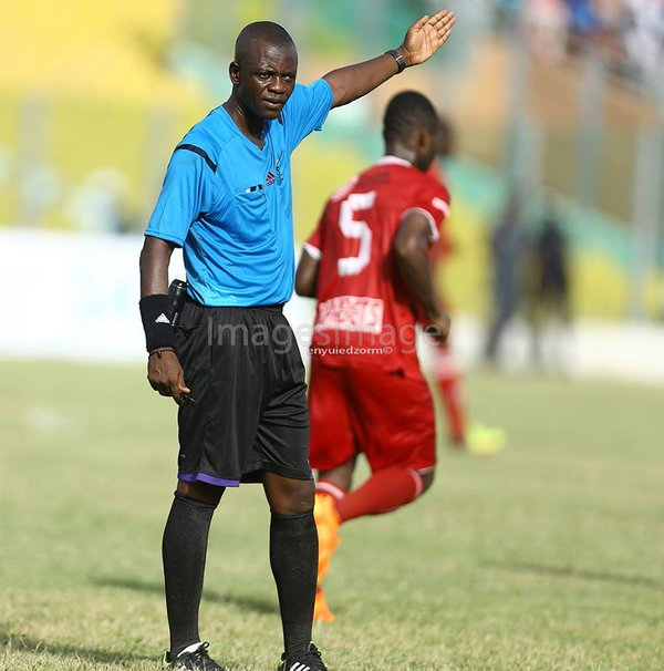 Wa-based referee Nuhu Liman to handle Berekum Chelsea-Hearts of Oak clash