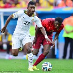 Video: Mubarak Wakaso talks about his rise to stardom